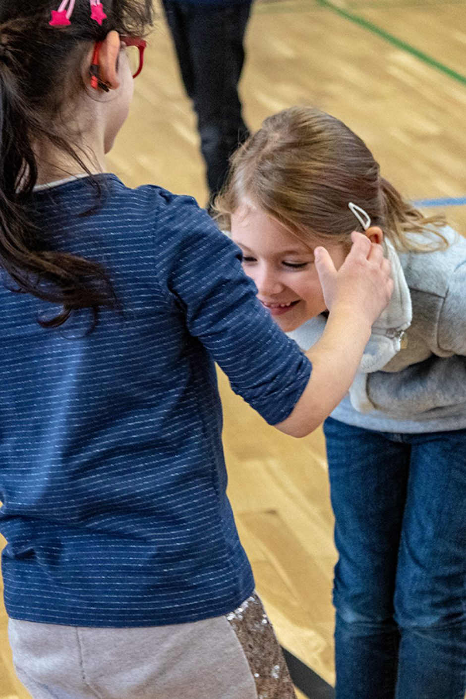 """Konfliktlösungen an der Schule: """"Training für Freundschaft"""""""
