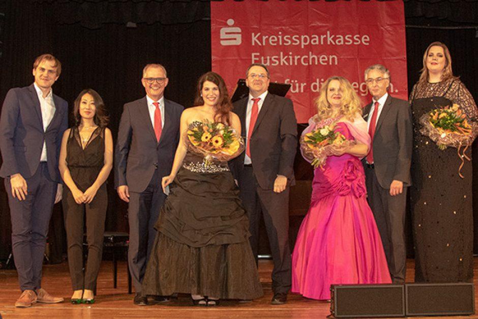 Musikalische Bescherung: 15.000 Euro für das Johannes-Sturmius-Gymnasium