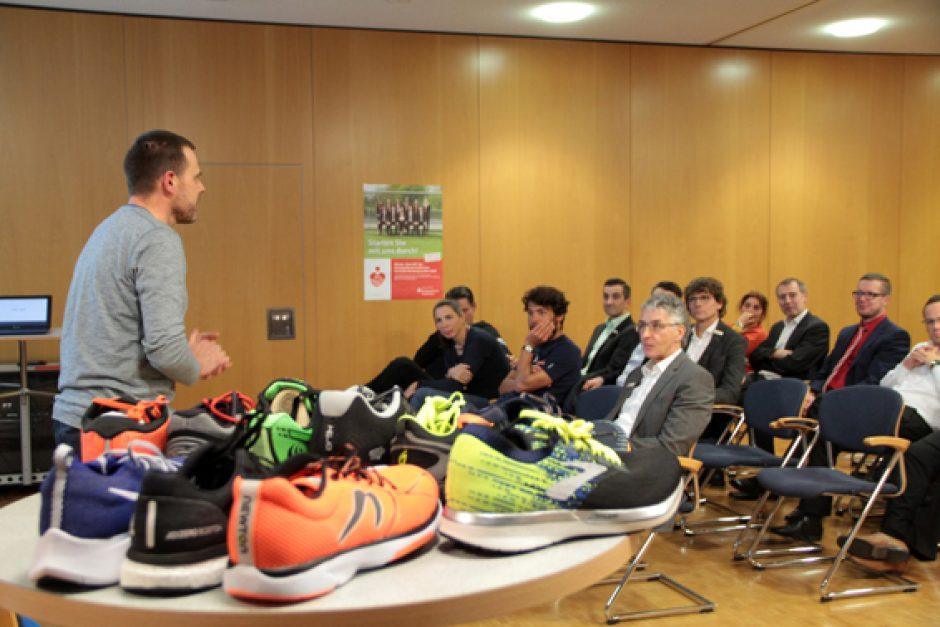 """""""Eifel Hero Triathlon"""": KSKler erhielten Tipps von Profisportlern"""