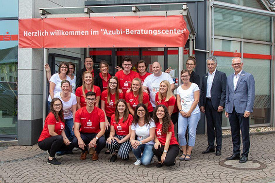 Azubi-Team hat sich bewährt
