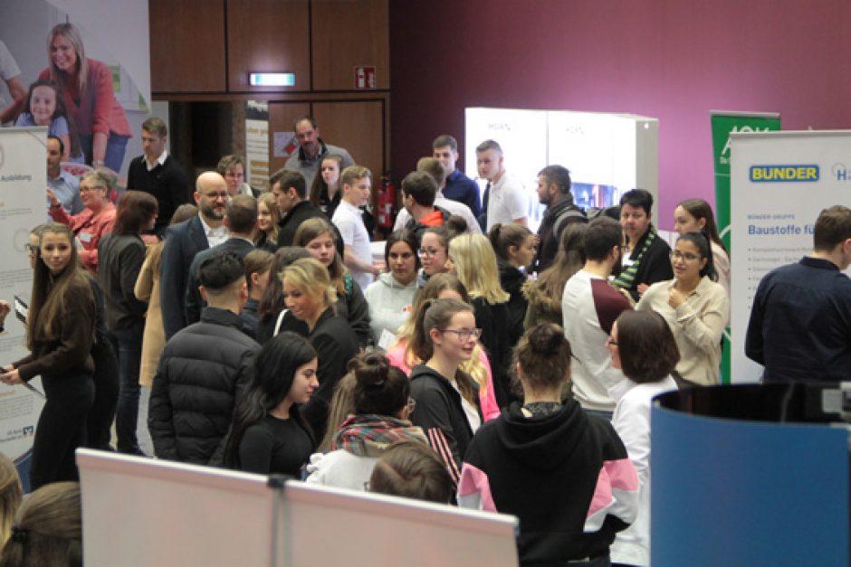 Berufskolleg Eifel präsentierte breite Palette beruflicher Bildung
