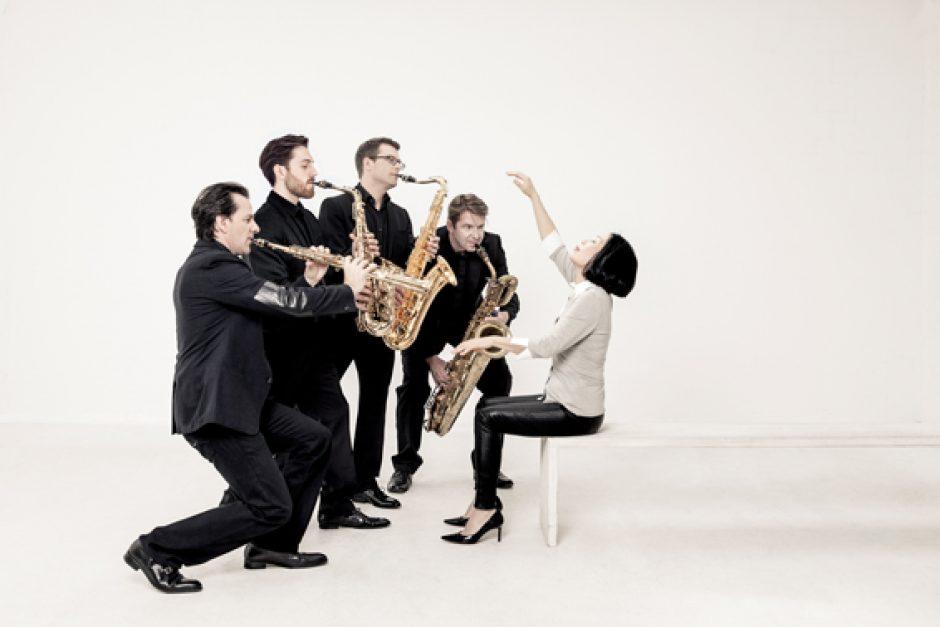 Alliage Quintett gastiert in Bad Münstereifel