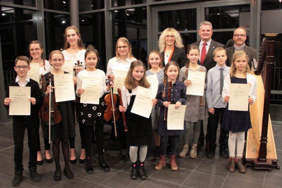 """""""Jugend musiziert"""": Von Bach bis """"Moz-Art"""""""